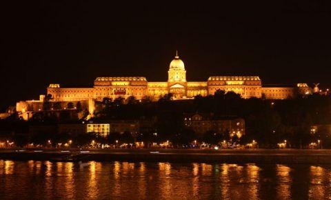 Castelul Buda din Budapesta