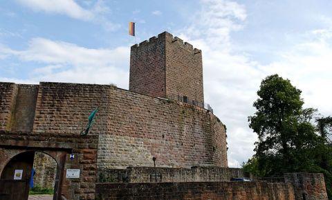 Castelul din Landeck