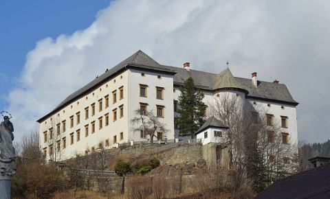 Castelul Obermurau din Murau