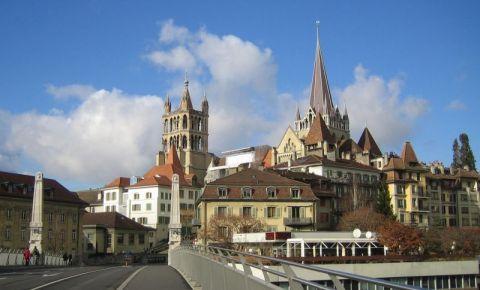 Catedrala din Lausanne
