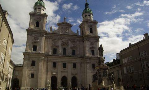 Catedrala Salzburg Domkirche din Salzburg