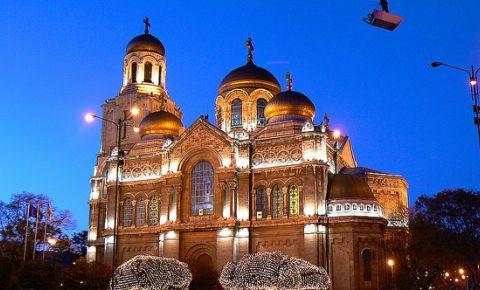 Catedrala Adormirii Maicii Domnului din Varna