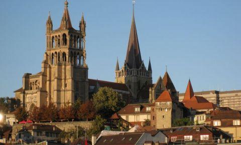 Catedrala Notre Dame din Lausanne