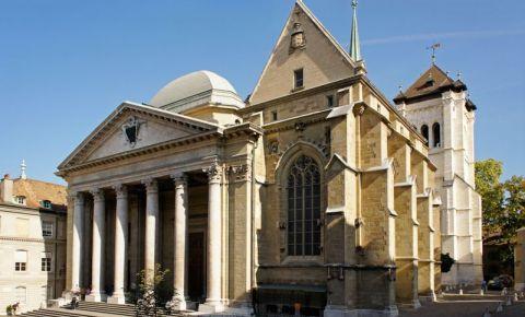 Catedrala Saint Pierre din Geneva