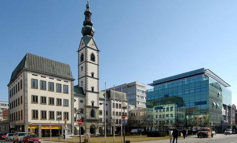 Catedrala Sfintilor Petru si Pavel din Klagenfurt