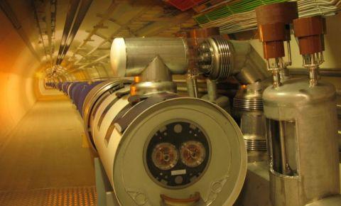 CERN - interior