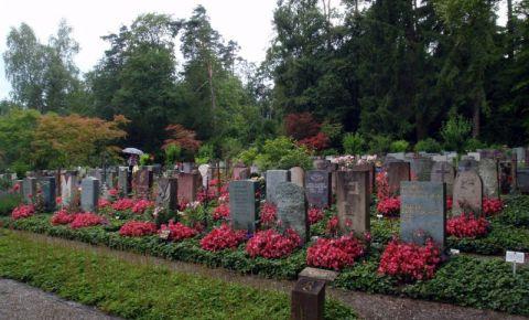 Cimitirul Fluntern din Zurich