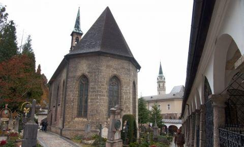 Cimitirul Sfantul Petru din Salzburg