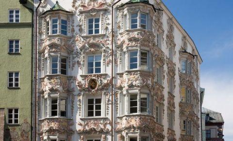 Cladirea Helblinghaus din Innsbruck