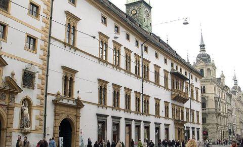 Cladirea Landului Stiriei din Graz