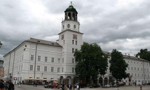 Cladirea Postei din Salzburg
