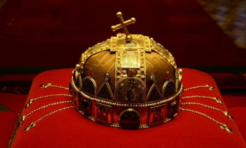 Coroana Sfantul Stefan din Budapesta