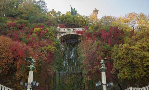 Dealul Gellert din Budapesta