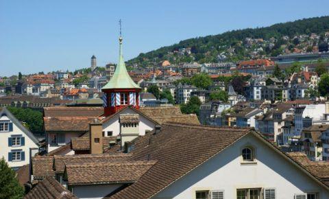Dealul Lindenhof din Zurich