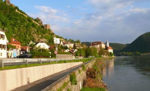 Defileul Wachau din Krems