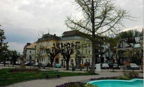 Esplanada din Gmunden