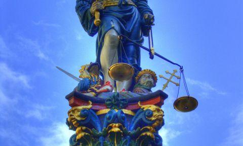 Fantana Gerechtigkeitsbrunnen din Berna
