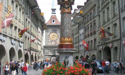 Fantanile din Berna