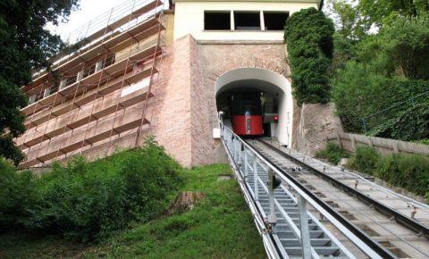 Funicularul din Graz