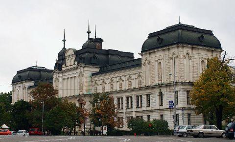Galeria Nationala de Arta Straina din Sofia
