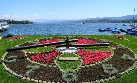 Lacul din Zurich