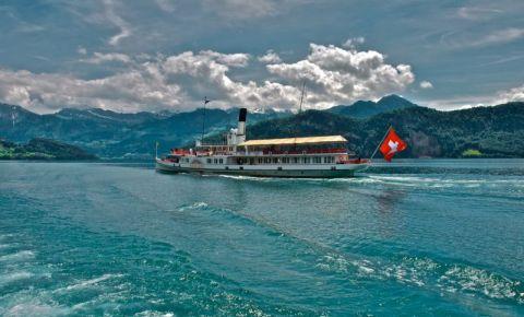 Lacul Orasului Lucerna