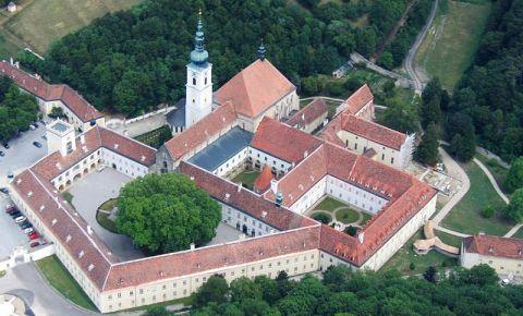 Manastirea din Heiligenkreuz (panorama)