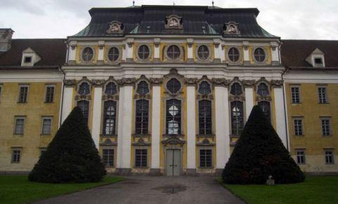 Manastirea Sfantul Augustin din Sankt Florian