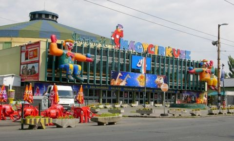 Marele Circ din Budapesta