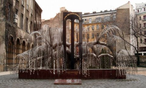 Memorialul Holocaustului din Budapesta