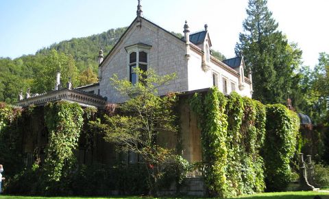 Micul Castel de Marmura din Bad Ischl