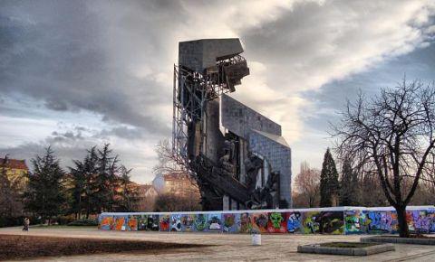 Monumentul celor 1300 de Ani din Sofia