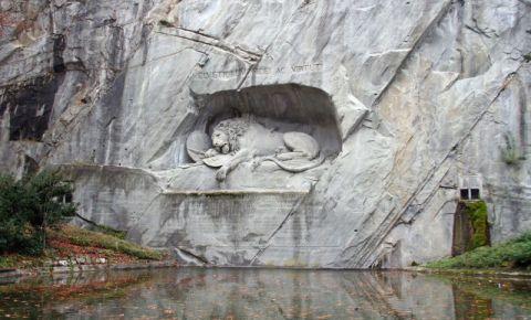 Monumentul Leului din Lucerna