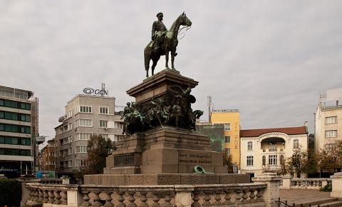 Monumentul Tarului Eliberator din Sofia