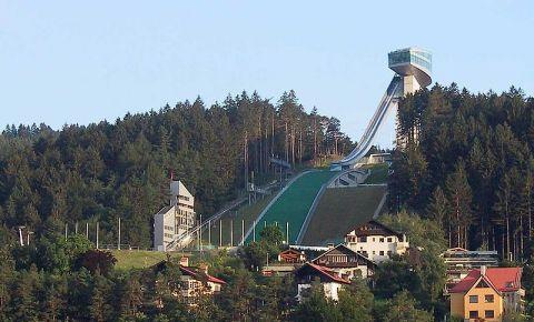 Muntele Isel din Innsbruck