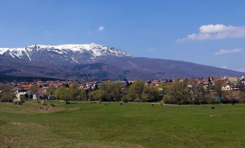 Muntele Vitosa din Sofia