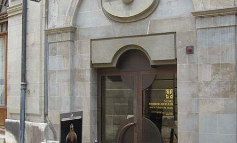 Muzeul Barbier-Mueller din Geneva