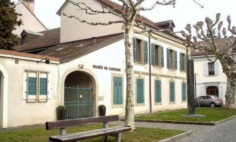 Muzeul Carouge din Geneva