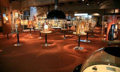 Muzeul Ceasurilor si Emailurilor din Geneva