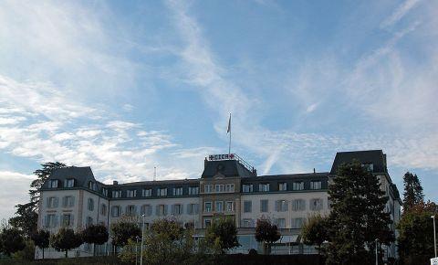 Muzeul Crucii Rosii si Semilunii Rosii Internationale din Geneva