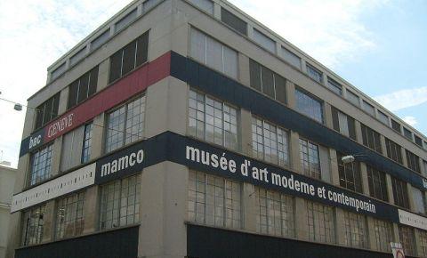 Muzeul de Arta Moderna si Contemporana din Geneva