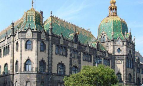 Muzeul de Arte Decorative din Budapesta
