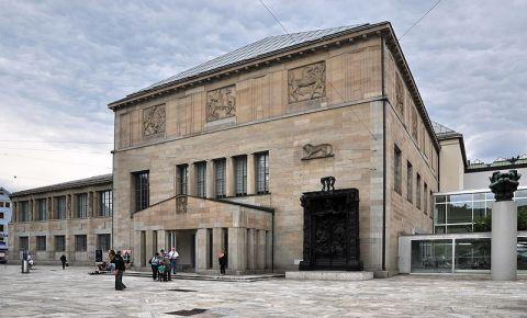 Muzeul de Arte Frumoase din Zurich