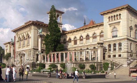 Muzeul de Arte Plastice din Lausanne