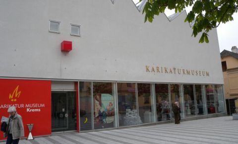 Muzeul de Caricaturi din Krems