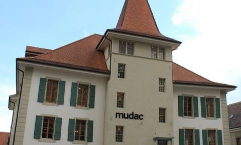 Muzeul de Design si Arte Aplicate din Lausanne