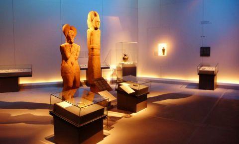 Muzeul de Istorie din Berna (interior)
