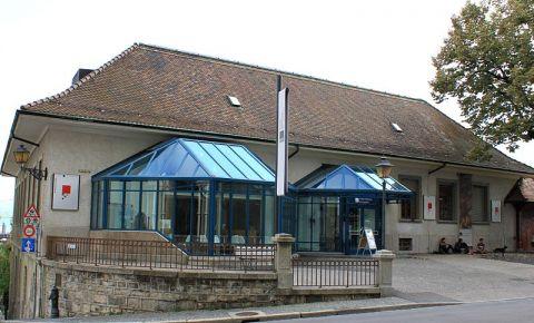 Muzeul de Istorie din Lausanne