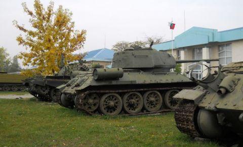 Muzeul de Istorie Militara Nationala din Sofia