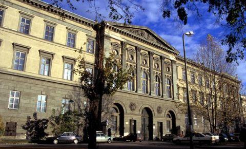 Muzeul de Istorie Naturala din Budapesta